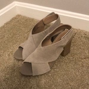 Kenneth Cole Reaction Shoes - Kenneth cole reaction fridah bootie sandals 8